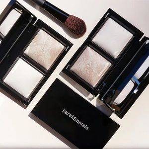 Bareminerals Invisiblelight Translucent Powder duo